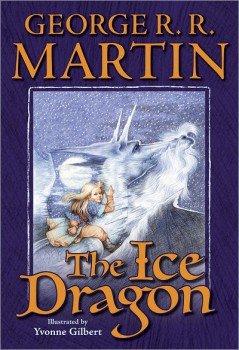Ледяной дракон, издание для детей с илл. Yvonne Gilbert