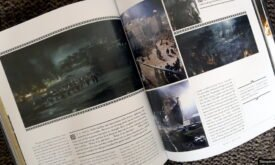 Концепт-арты и закулисные фотографии к эпизоду «Черноводная»