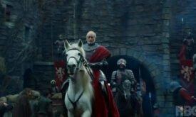 Лорд Тайвин въезжает в Харренхол