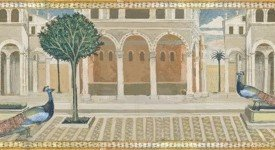 Настенная роспись в Кварте