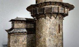 Типовые башни Винтерфелла