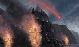 Ранняя версия сожжения Семерых на Драконьем Камне