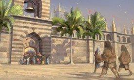 Ранний вариант ворот Кварта