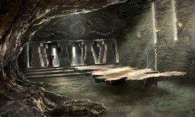 Ранний вариант Расписного стола на Драконьем Камне