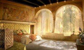 Спальня в Кварте