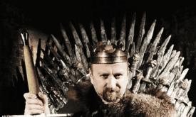 Нил Маршалл на Железном троне