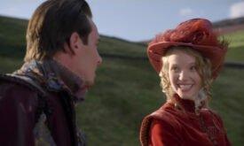Екатерина Говард и Генрих VIII