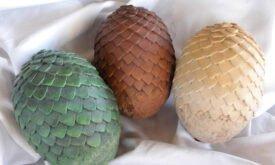 Готовые яйца