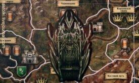 Железный трон — символ власти Семи королевств