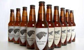 Пиво в стиле Игры престолов
