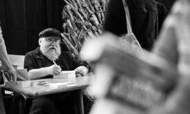 Джордж Мартин: король на троне