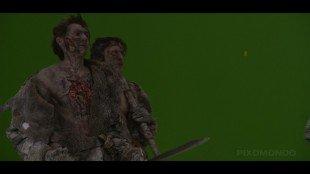 Съемки мертвецов в студии