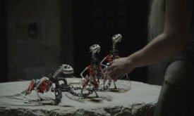 Анатомия сцены пленения драконов (1)