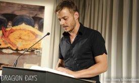 Том Влашиха на Dragon Days