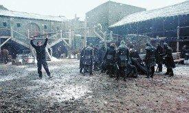 Съемки эп. 10: в Черном замке
