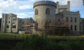 Замок Gosford как основа для воплощения Риверрана
