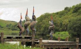 Северная Ирландия, декорации Риверрана (фото http://www.flickr.com/photos/54790185@N05/ )