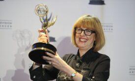 Джемма Джексон получила премию Эмми как лучший художник-постановщик