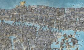 План-карта Браавоса (чуть поменьше)