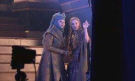 королевы Серсея и Оленна