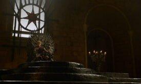 Его родственник Джоффри теперь Король на Железном Троне