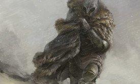 Рыцарь в вихрях пурги