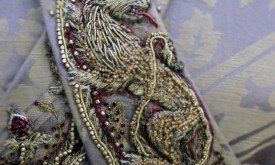 6 - SANSA'S WEDDING DRESS EMBROIDERY BY MICHELE CARRAGHER
