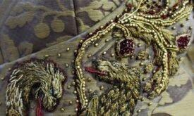 Элементы декора костюмов Ланнистеров