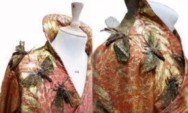Мотыльки на одежде пряного короля