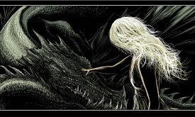 Daenerys Targaryen by Mark Lone