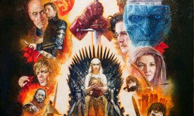 Game of thrones by Sanjulian