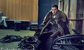 Game of Thrones - Season 7 Kit Harrington Photograph by Marc Hom on November 22, 2016 in in Belfast.