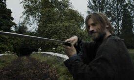 Джейме рад помахать для разнообразия мечом