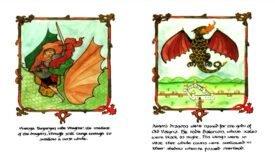 Завоевание Вестероса (Висенья и Балерион)