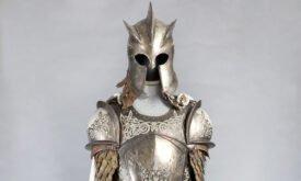 Доспехи рыцаря Королевской гвардии