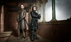 Джон и Робб (EW 2013) — 3-ий сезон / фото Ian Derry