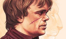 Tyrion Lannister by Mike Mitchell