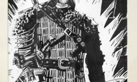 The Hound by Warwick Johnson Cadwell