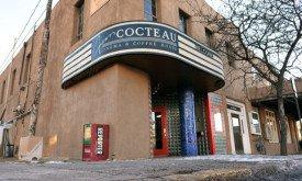Кинотеатр и кофе-бар «Жан Кокто» в Санта-Фе
