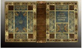 Жизнеописания четырех королей, подарок Тириона