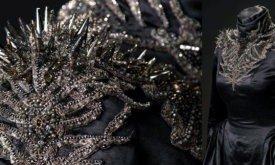 Один из костюмов Серсеи в 7-м сезоне