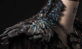 «Вороний» костюм Сансы Старк
