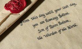 С первого и до последнего дня ты — Рамси Болтон, сын Русе Болтона, Хранителя Севера.