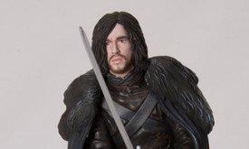 Dark Horse Game of Thrones Jon Snow Figure