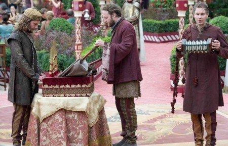 Sigur Rós на Пурпурной свадьбе поют Рейнов из Кастамере (4 сезон)