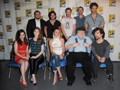 Представительство «Игры престолов« на Comic-con 2013