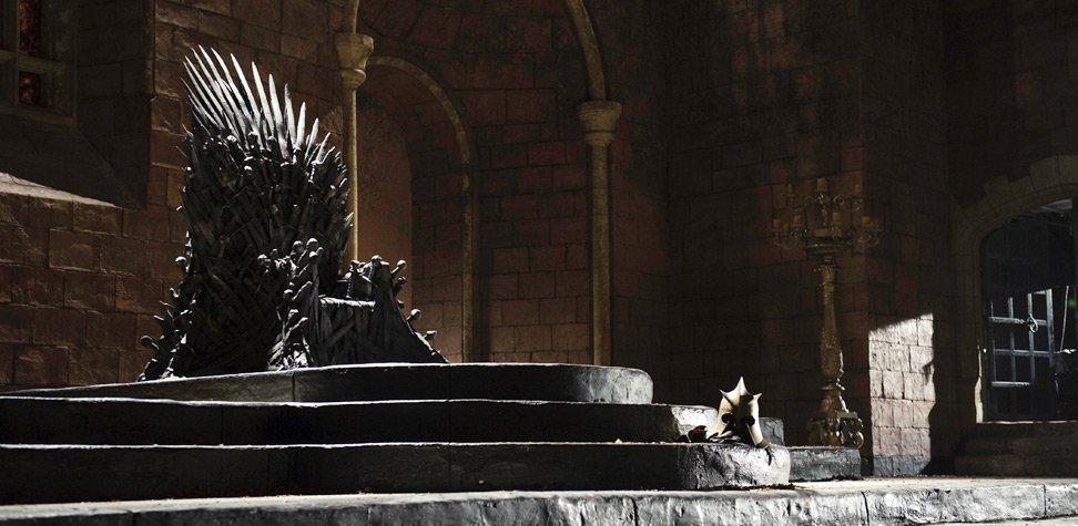 Железный трон по версии HBO
