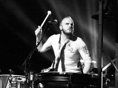 Уилл Чэмпион из Coldplay