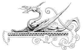 Дракон (завершение главы Дейнерис)