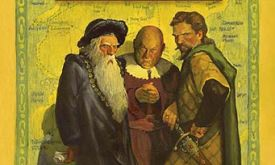 Пицель, Варис и Петир
